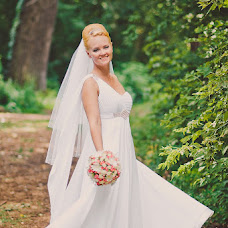 Wedding photographer Sergey Kucenko (Rainbow). Photo of 04.08.2013