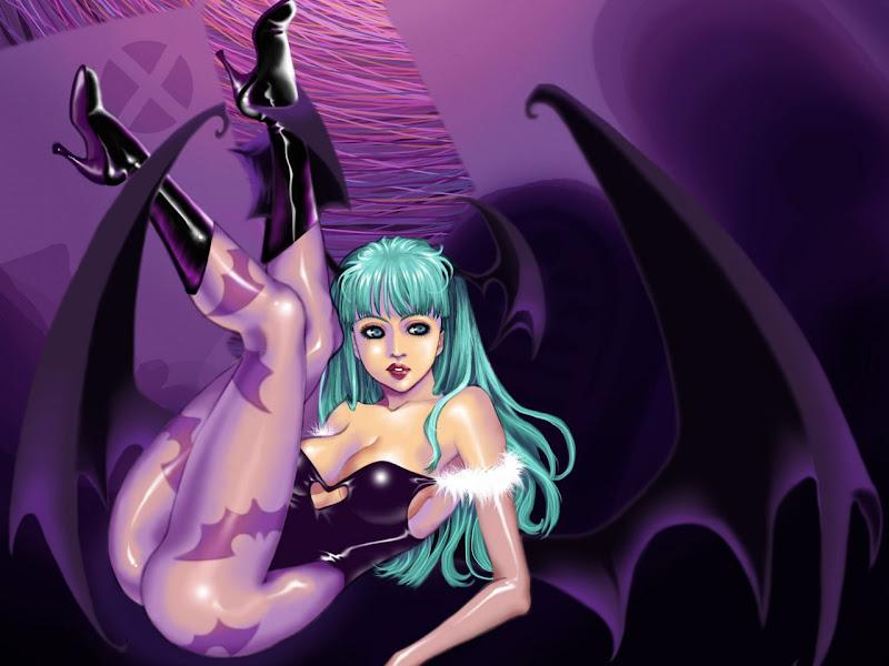 Bat Girl, Vampire Girls 2