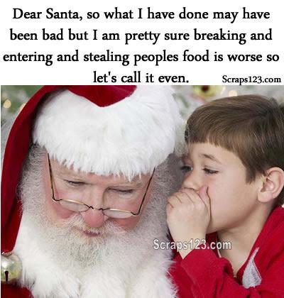 Funny Santa Claus  Image - 4
