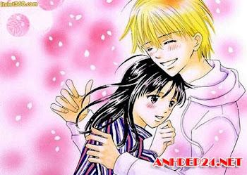 Bức hình tình yêu đẹp trong phim hoạt hình