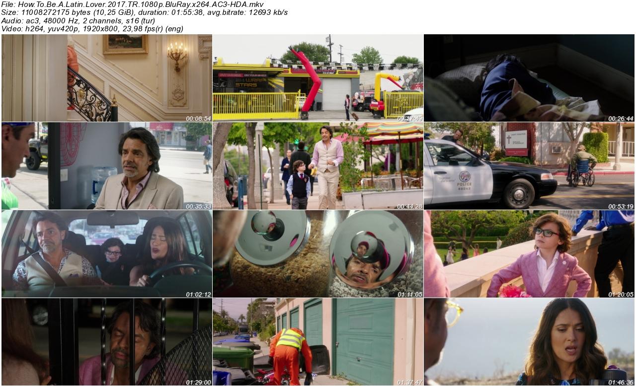 Latin Sevgili Nasıl Olunur 2017 - 1080p 720p 480p - Türkçe Dublaj Tek Link indir