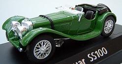 4002 JAGUAR SS100 1938