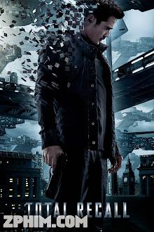Truy Tìm Ký Ức - Total Recall (2012) Poster