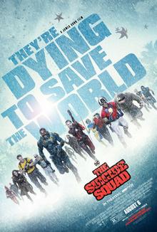 The Suicide Squad Hindi Dub
