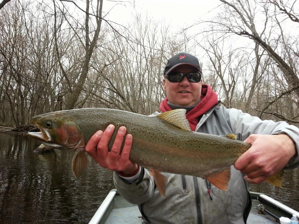 rogue river steelhead fishing