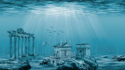 अटलांटिस शहर- दुनिया की सबसे पुरानी विकसित सभ्यता- anokhagyan.in