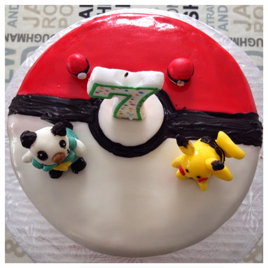 Cake Boss Dirty Icing : Busy Butterfingers: Pokemon Cake