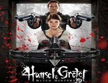 فيلم Hansel & Gretel: Witch Hunters بجودة CAM