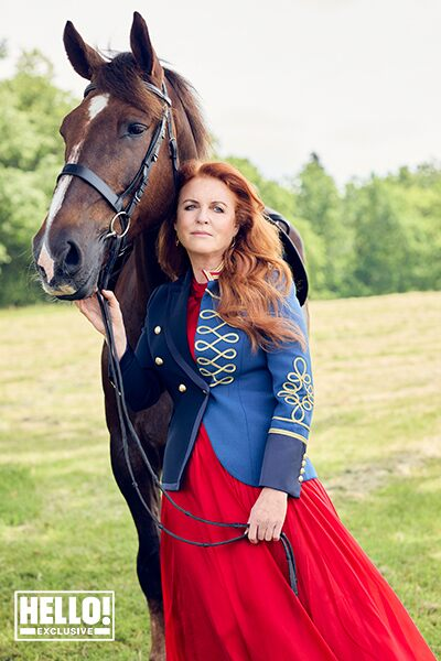 Sarah, Duchess of York on Seeking Therapy and Dealing with Mental Health Struggles as she Releases Debut Novel