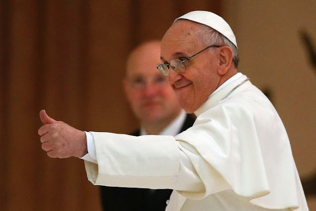 Anti-semitism incompatible with Catholic faith, says Pope Francis