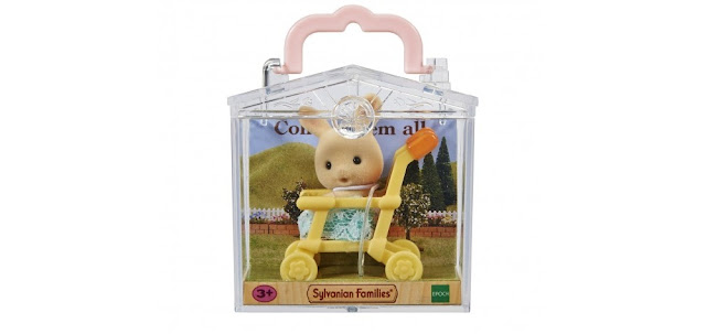 Thỏ con ngồi ghế em bé Baby Carry Case 5200 Epoch