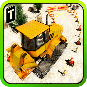 Super SnowCat Parking 2017 for PC and MAC
