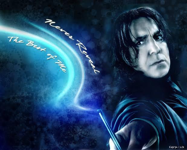 Você sabe tudo sobre Severo Snape em Harry Potter?