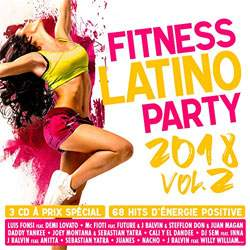 Fitness Latino Party 2018 Vol. 2