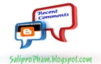 Recent comments blogger - blogspot