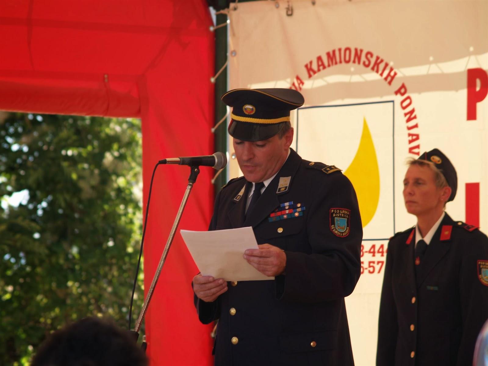 Gasilska parada, Ilirska Bistrica 2006 - P0103596.JPG