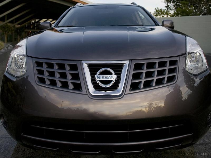 2010 nissan rogue suv specifications pictures prices. Black Bedroom Furniture Sets. Home Design Ideas