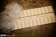 Foto 0057. Marcadores: 23/07/2010, Casamento Fernanda e Ramon, Convite, Convite de Casamento, Rio de Janeiro