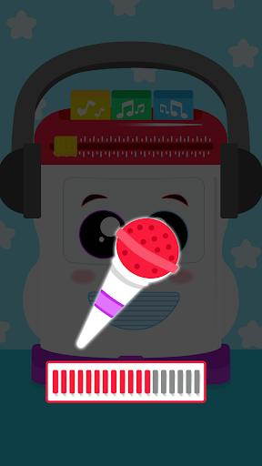 Baby Radio Toy. Capturas de pantalla del juego para niños 4