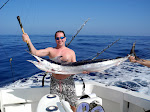David Lemak with his nice Shortbill Spearfish.