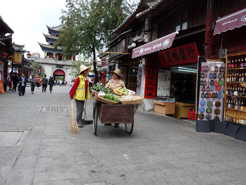 CHINE .Yunnan DALI 2 - P1170475.JPG