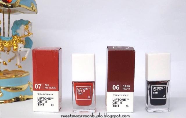 Tony Moly Lip Tone Get It Tint