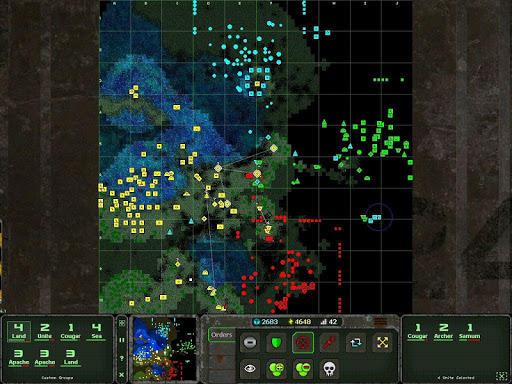 Land Air Sea Warfare RTS 1.0.21 screenshots 9