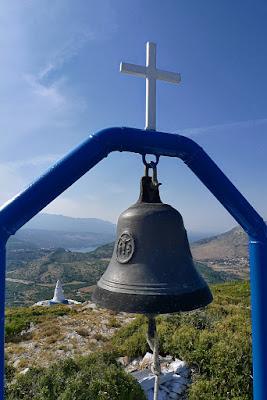 Samos-Tour 16 - Glockenturm der Prof. Ilias Kapelle