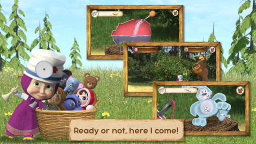 Masha and the Bear: Toy doctor 1.0.8 screenshots 17