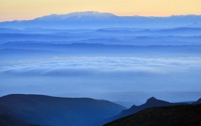 Vue du Pic de Nore 8 by portalr1