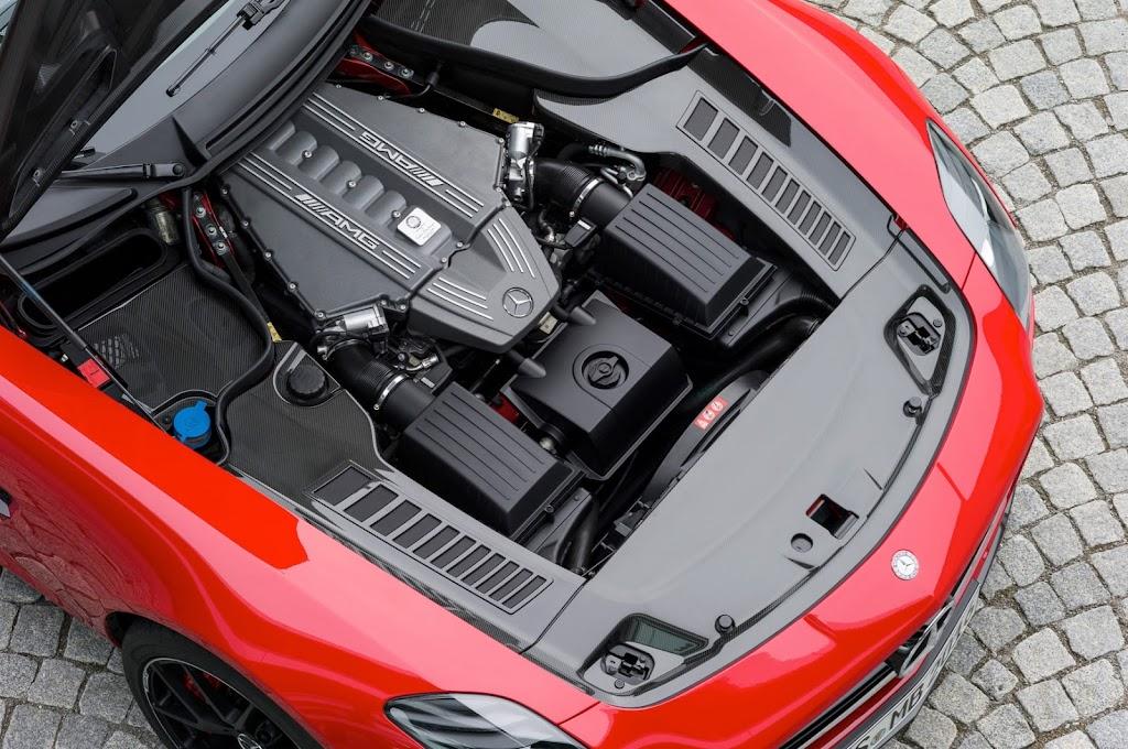 2015 Mercedes Benz SLS AMG GT Final Edition 8