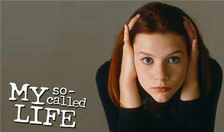 Claire Danes in My So-Called Life