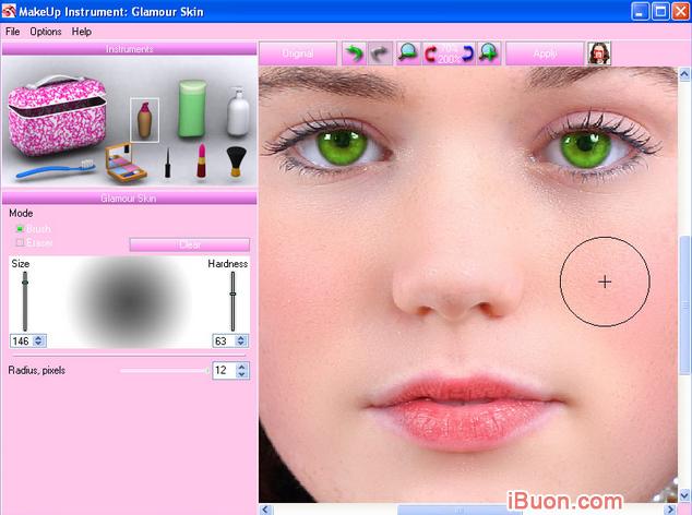 Tải MakeUp Pilot - Phần mềm phục hồi và chỉnh sửa ảnh cho Windows + Hình 5