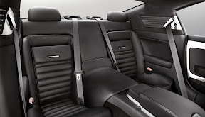 Equus Bass Rear Seats