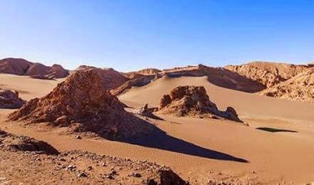 Τα δύο πιο θερμά μέρη πάνω στη Γη όπου η θερμοκρασία έφτασε τους 80,8°C