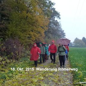 Wanderung Römerweg