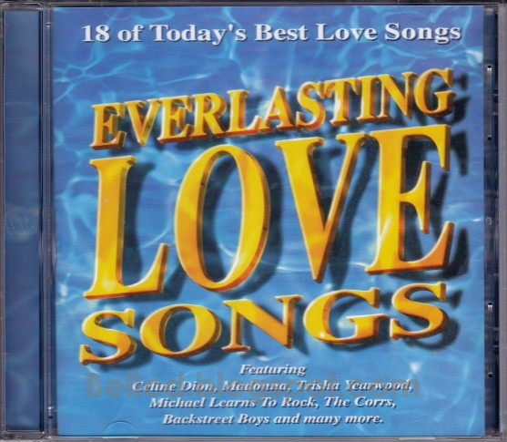 Best love song albums