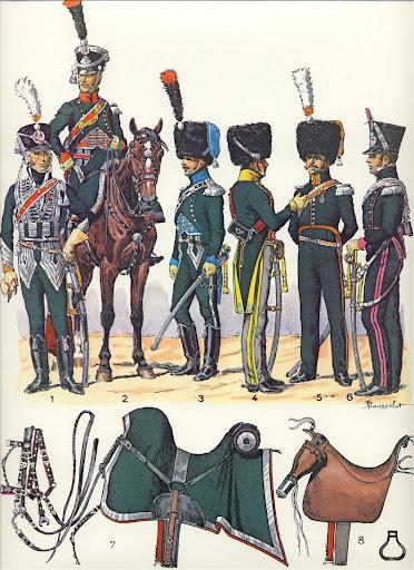 4° regiment de chasseurs Tav58-keg1804-14