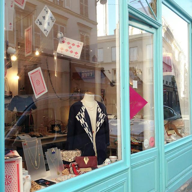 boutique créateur multimarques paris 14ème arrondissement