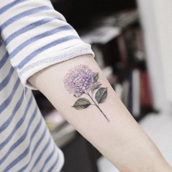 este_minimalista_aquarela_flor_da_tatuagem