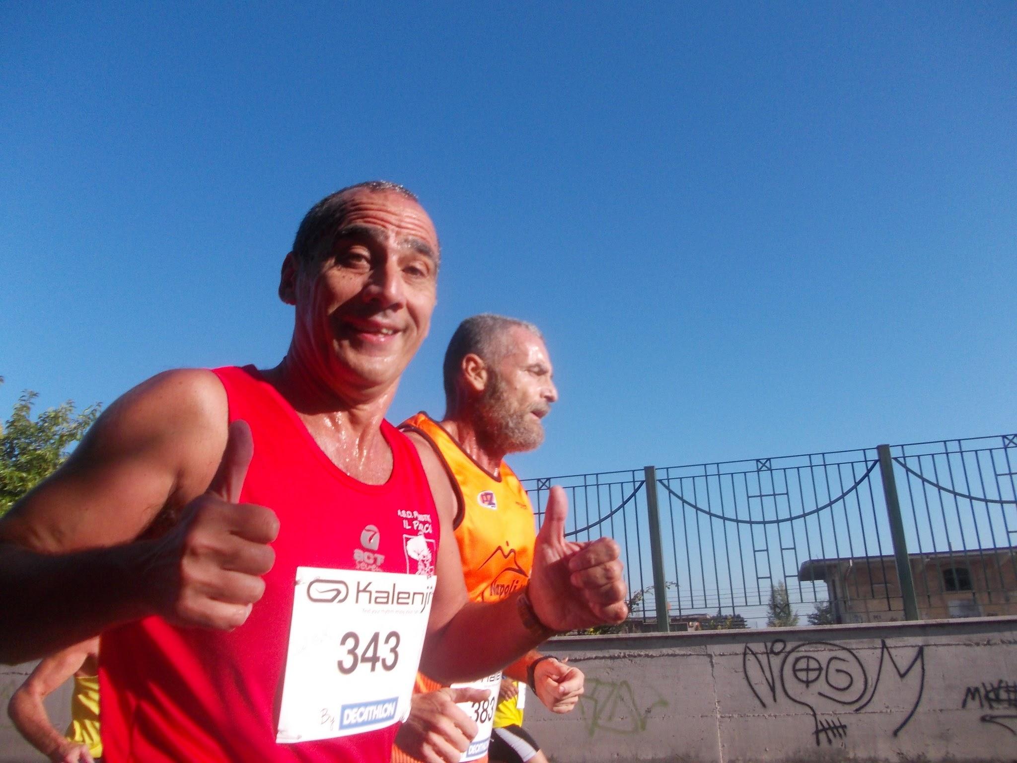 Antonio alla Casoria corre 2016