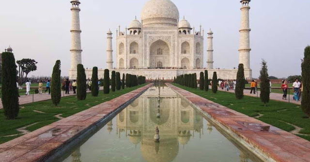 Fakta Menarik Taj Mahal Yang Mungkin Belum Kamu ketahui 17 Fakta Menarik Taj Mahal Yang Mungkin Belum Kamu ketahui