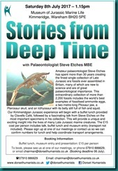 Stories from Deep Time 08 July 2017