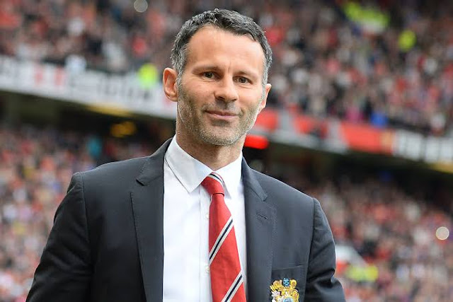 Wales appoint Ryan Giggs as manager