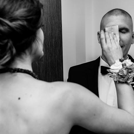 Wedding photographer Radek Kazmierczak (wildlight). Photo of 07.12.2017