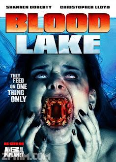 Hồ Máu: Cuộc Tấn Công Của Cá Mút Đá - Blood Lake: Attack of the Killer Lampreys (2014) Poster