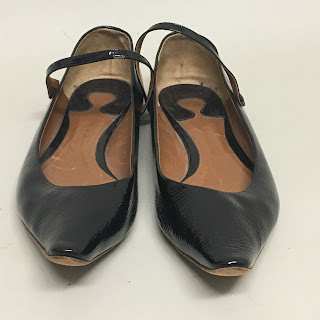Chloé Mary Jane Flats