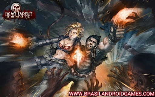 Download Dead Target: Zombie v2.9.9 APK +  MOD DINHEIRO INFINITO Full - Jogos Android