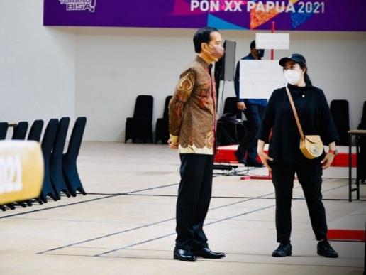Husssh! Kedekatan Jokowi dan Puan Bukan untuk Pilpres Lho! Cek Nih Faktanya