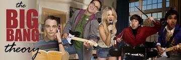 Big Bang Theory Banner Baixar The Big Bang Theory 4ª Temporada AVI Dublado RMVB Legendado